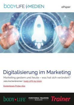 Digitalisierung im Marketing - ePaper