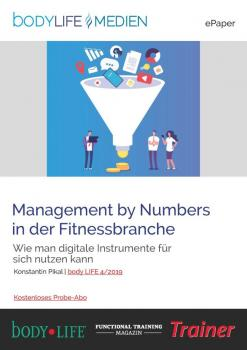 Management by Numbers in der Fitnessbranche  - ePaper