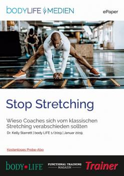 Stop Stretching - ePaper