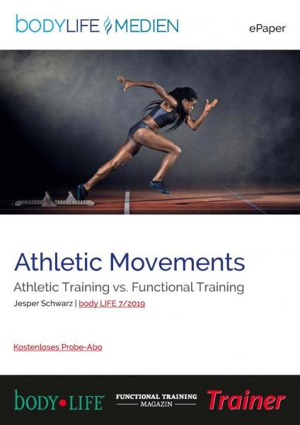 Athletic Movements - ePaper