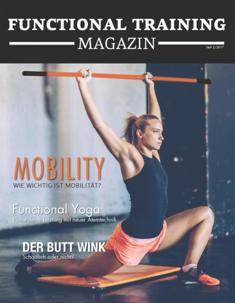 Functional Training Magazin - Ausgabe 02/2017