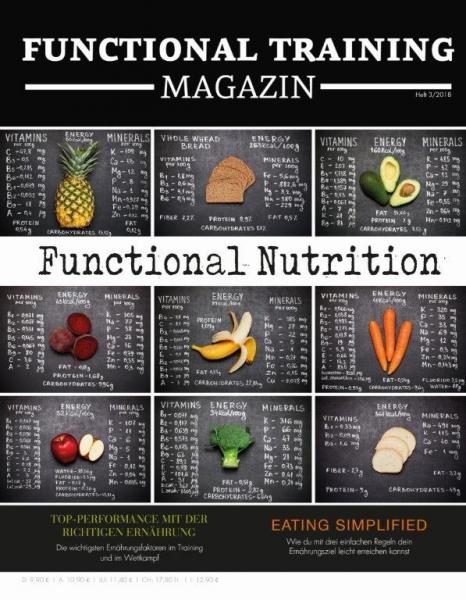 Functional Training Magazin - Ausgabe 03/2018